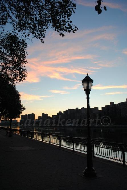 East River Sunrise 1