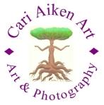Cari Aiken Art Logo