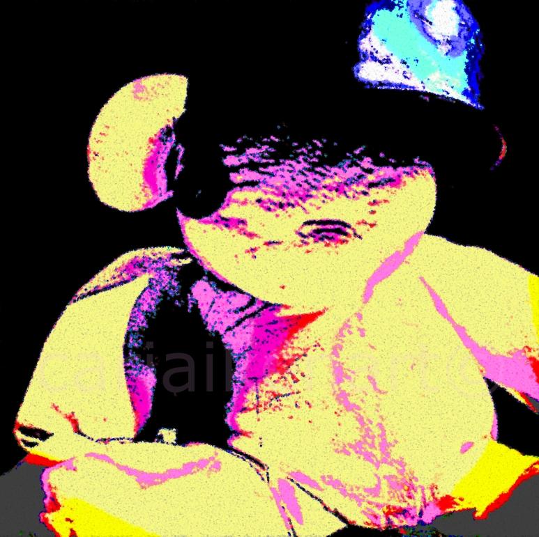 Funky Bear