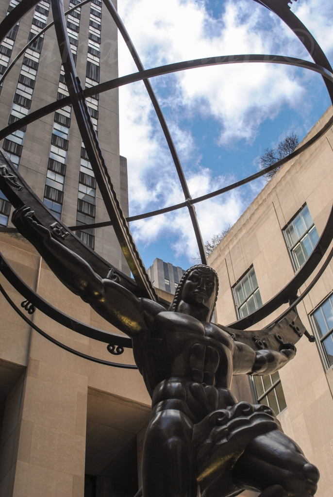 Atlas New York, NY