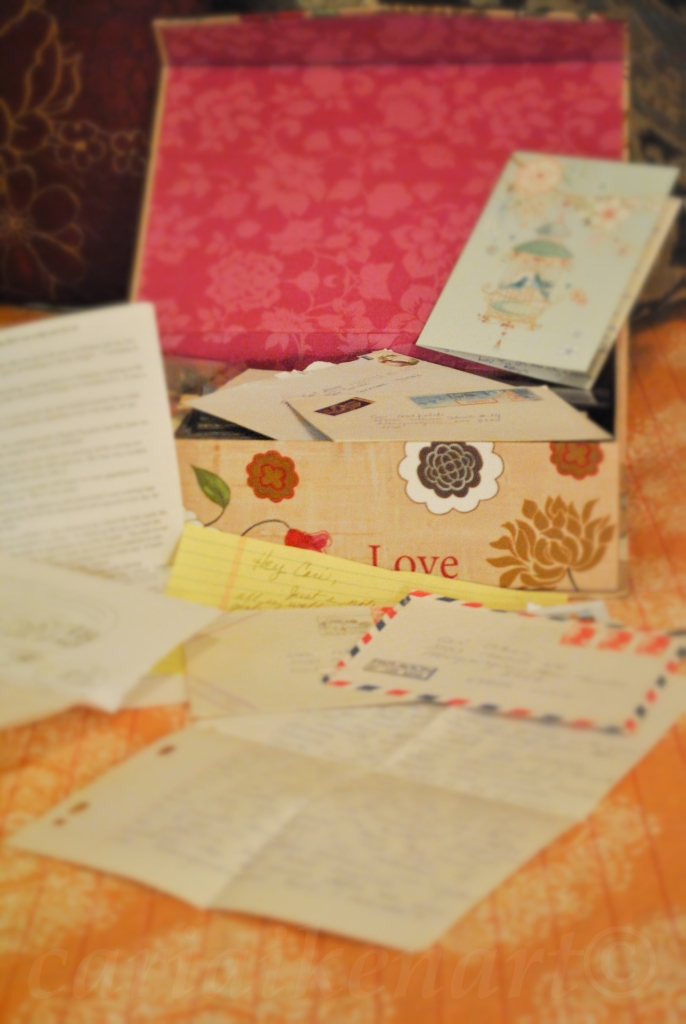 Box of Letters 1