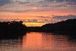 Sunset Over the Cumberland 3WM