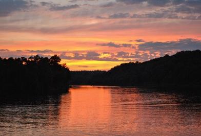 Sunset Over the Cumberland 3