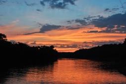 Sunset Over the Cumberland 4