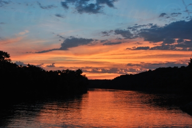 Sunset Over the Cumberland 4